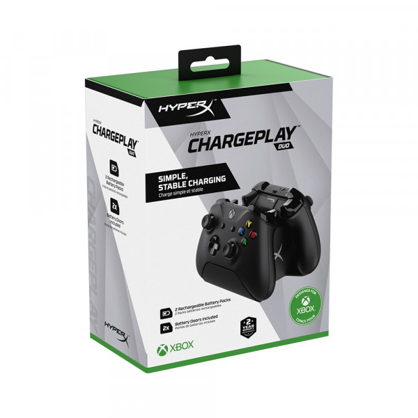 HyperX Chargeplay Duo (Xbox)