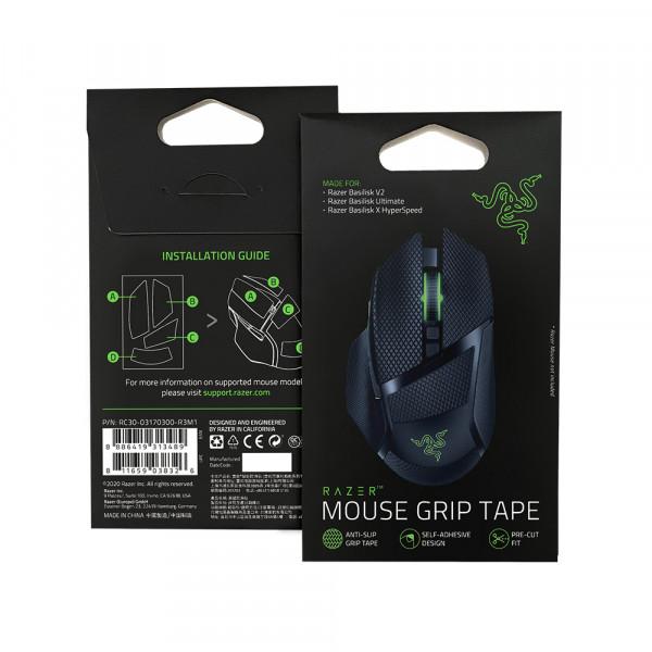 Razer Mouse Grip Tape (Basilisk Ultimate / Basilisk V2 / Basilisk X HyperSpeed)