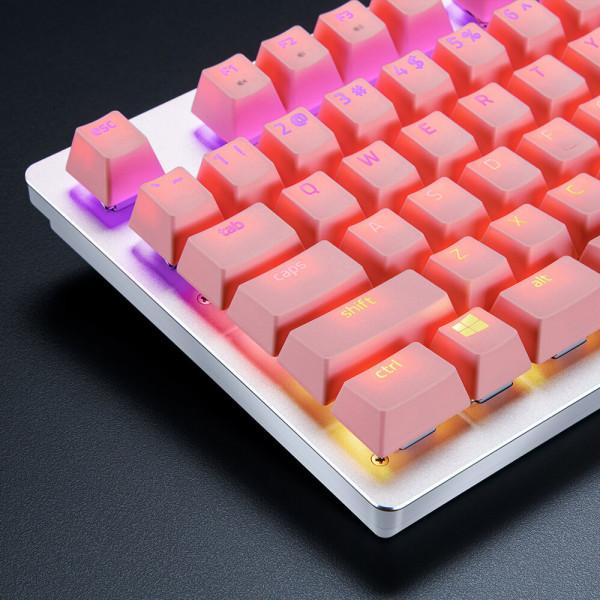 Razer PBT Keycap Upgrade Set Quartz Pink