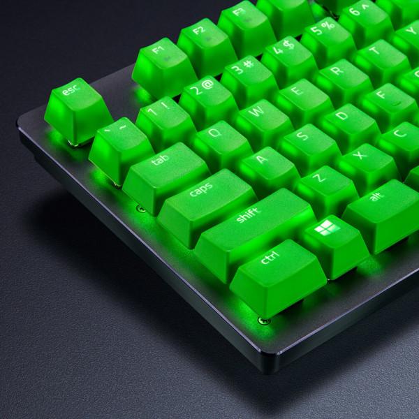 Razer PBT Keycap Upgrade Set Razer Green