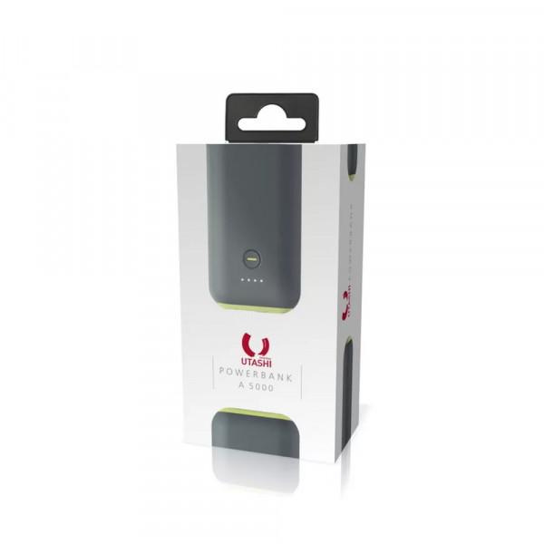 Smartbuy UTASHI A 5000, сер/салатов