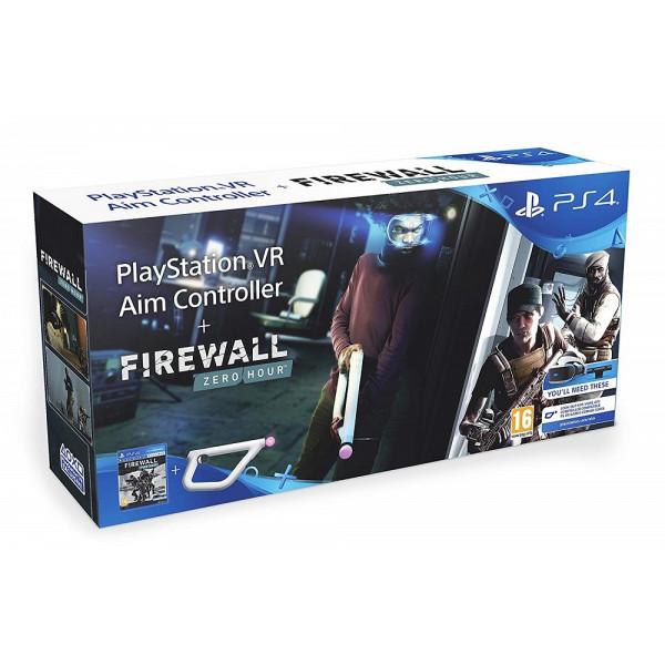 Sony PlayStation VR Aim Controller + Firewall Zero Hour