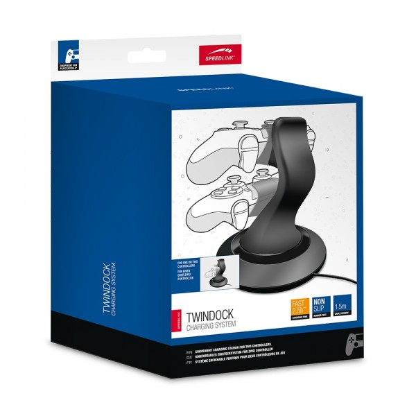 Speedlink TWINDOCK Charging System for PS4