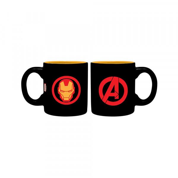 ABYstyle 2 Mini-Mugs Marvel: Iron Man & Spider-Man