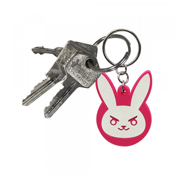 ABYstyle Keychain Overwatch: D.Va PVC