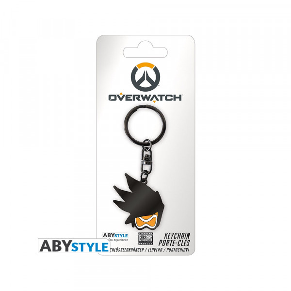 ABYstyle Keychain Overwatch: Tracer
