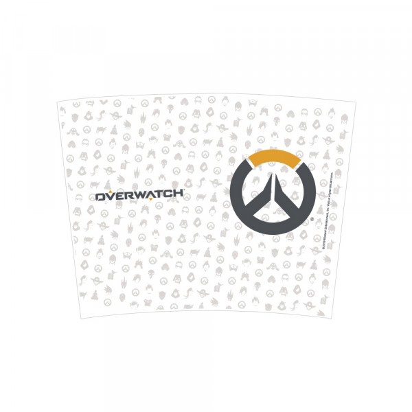 ABYstyle Travel Mug Overwatch: Logo