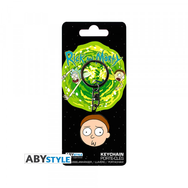 ABYstyle Keychain Rick and Morty: Morty