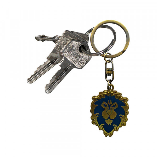 ABYstyle Keychain World of Warcraft: Alliance