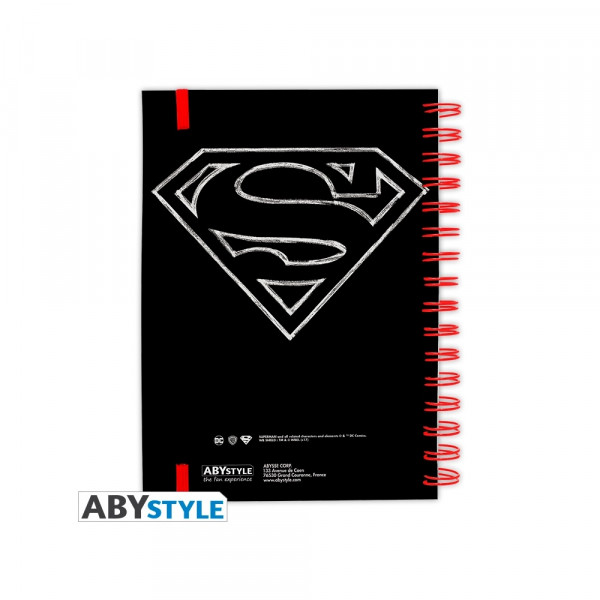 ABYstyle Notebook DC Comics: Graphic Superman
