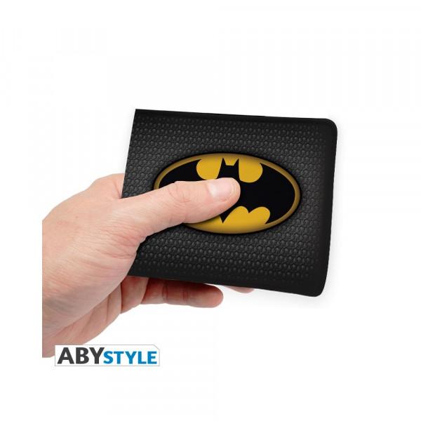 ABYstyle Wallet DC Comics: Batman Suit Vinyl
