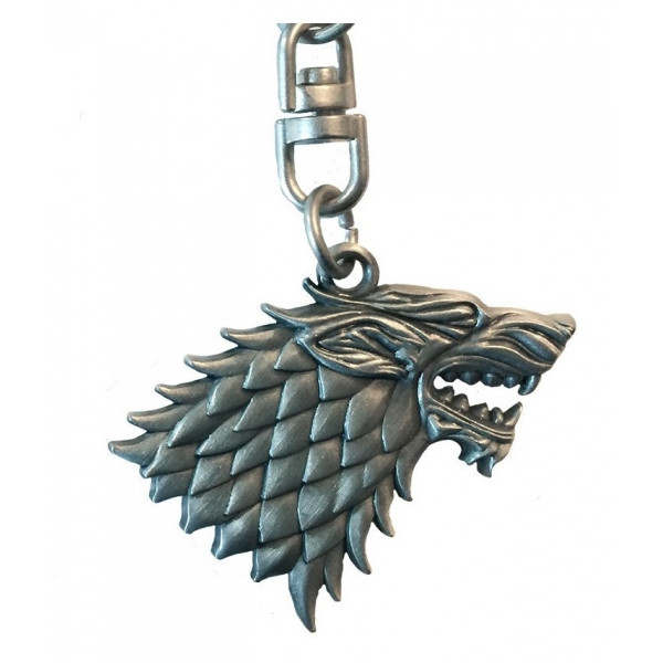 Брелок ABYstyle Game of Thrones: Stark 3D