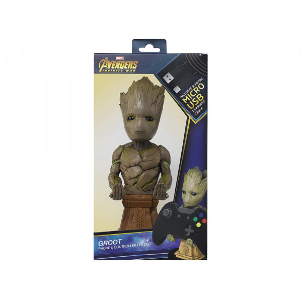 Exquisite Gaming Cable Guy Avengers: Groot
