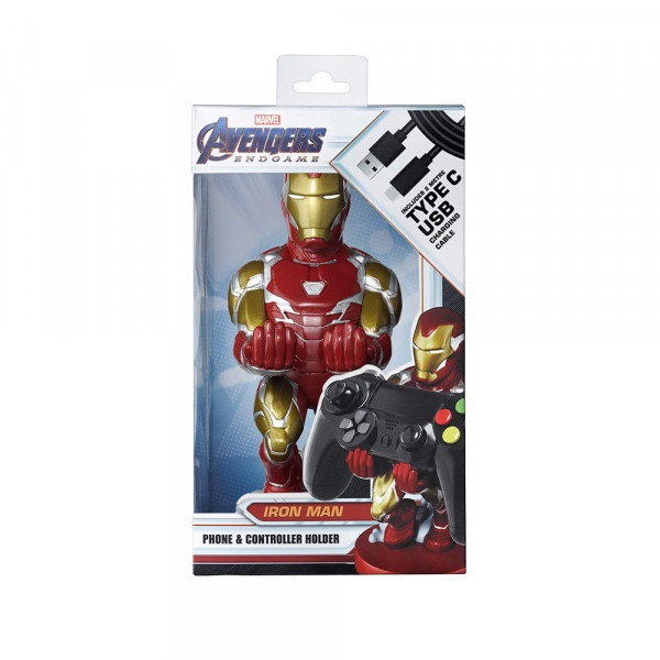 Exquisite Gaming Cable Guy Avengers: Iron Man