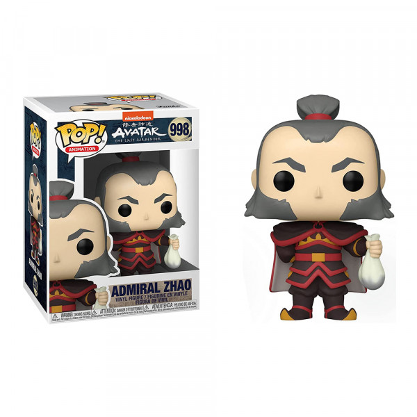 Funko POP! Avatar The Last Airbender: Admiral Zhao