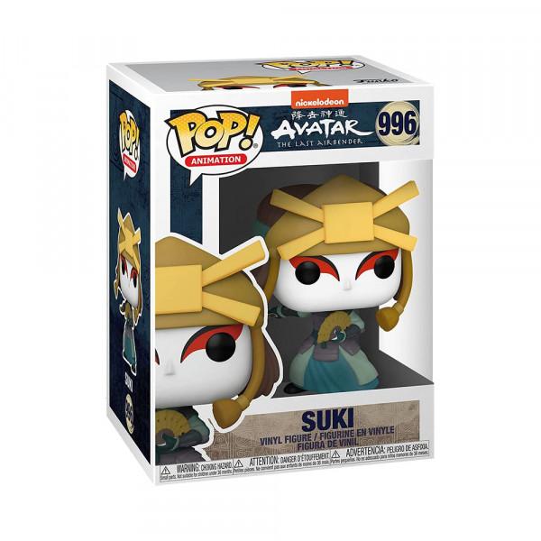 Funko POP! Avatar The Last Airbender: Suki