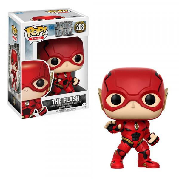 Funko POP! DC Justice League: The Flash
