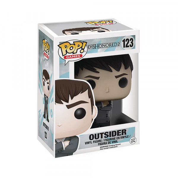 Funko POP! Dishonored 2: Outsider