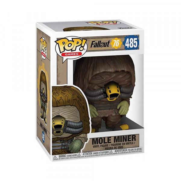 Funko POP! Fallout 76: Mole Miner