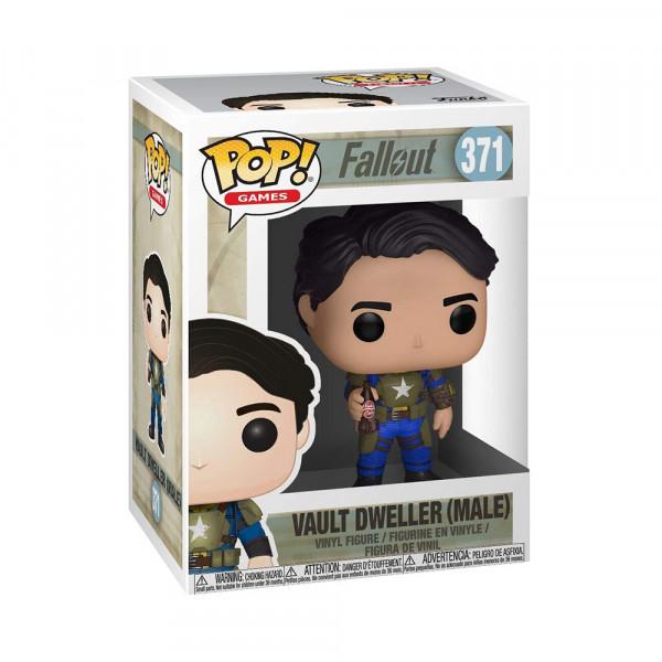 Funko POP! Fallout S2: Vault Dweller (Male)