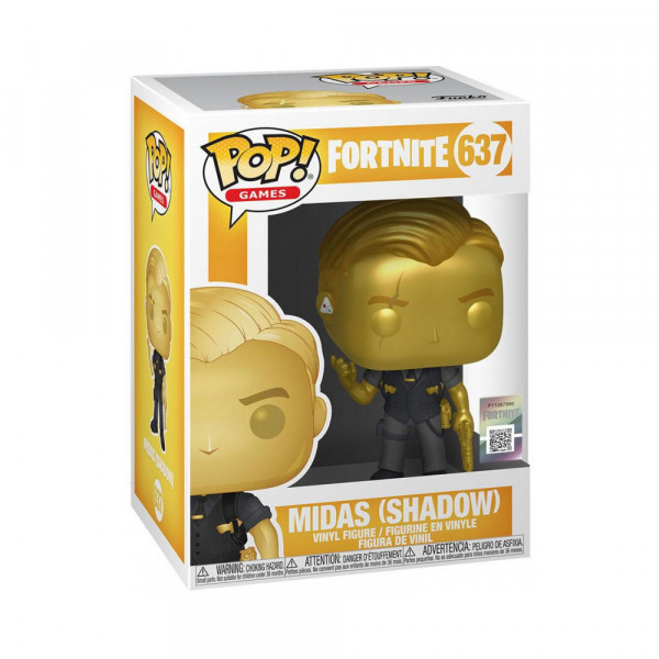 Funko POP! Fortnite: Midas (Shadow)