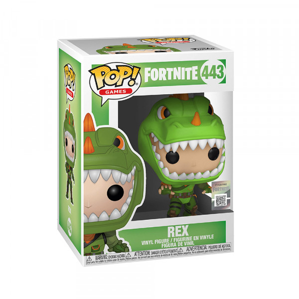 Funko POP! Fortnite S1: Rex