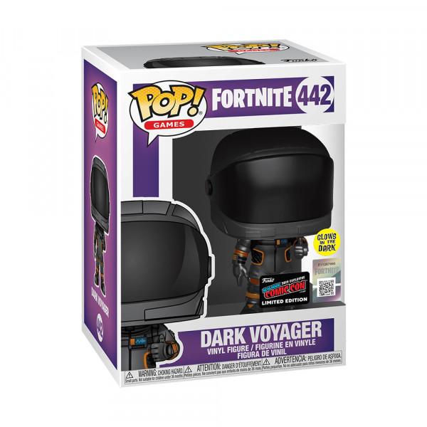 Funko POP! Fortnite S3: Dark Voyager (Glow in the Dark)
