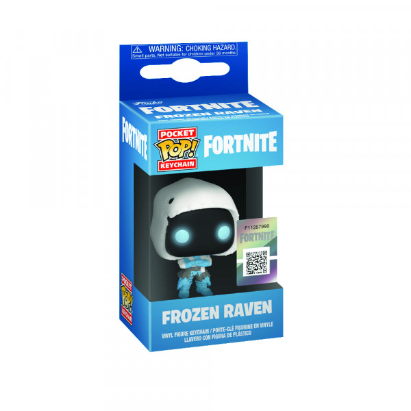 Funko POP! Keychain Fortnite: Frozen Raven