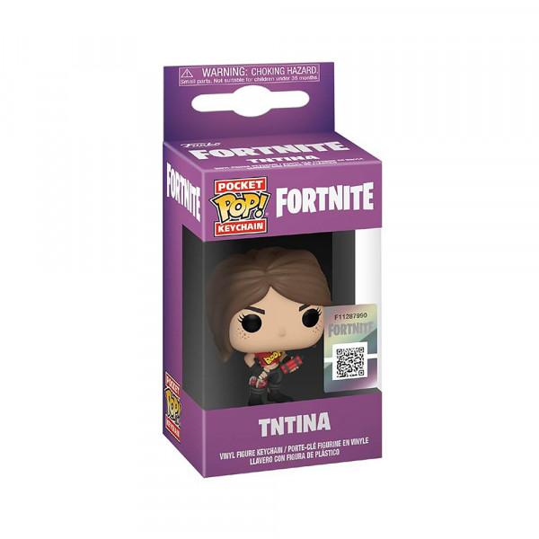 Funko POP! Keychain Fortnite: TNTina