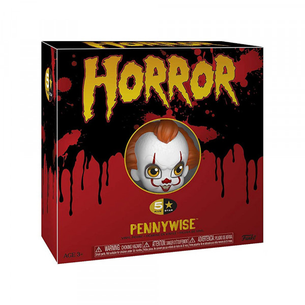 Funko 5 Star Horror: Pennywise