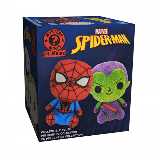 Funko Blind Box Plush Marvel: Spider-Man