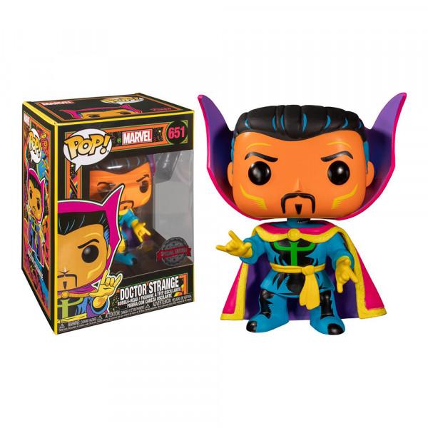 Funko POP! Black Lights Marvel: Dr. Strange
