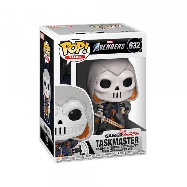 Funko POP! Games Marvel Avengers: Taskmaster