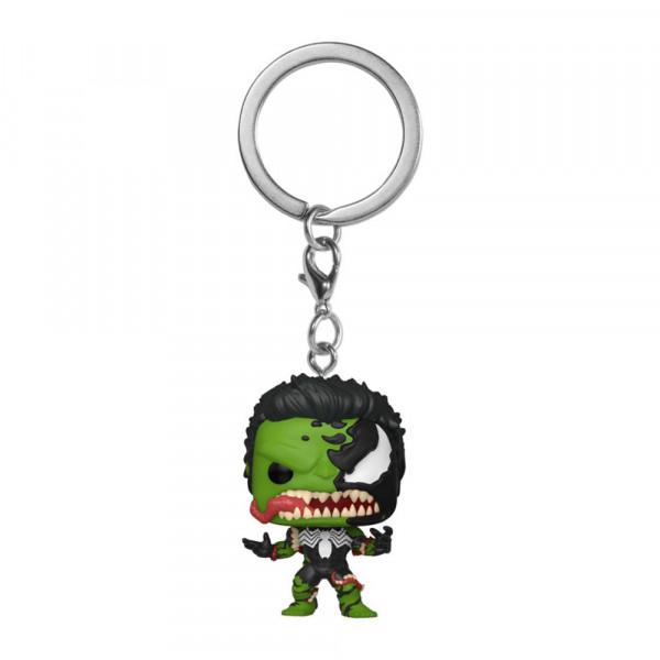 Funko POP! Keychain Marvel Venom: Venomized Hulk