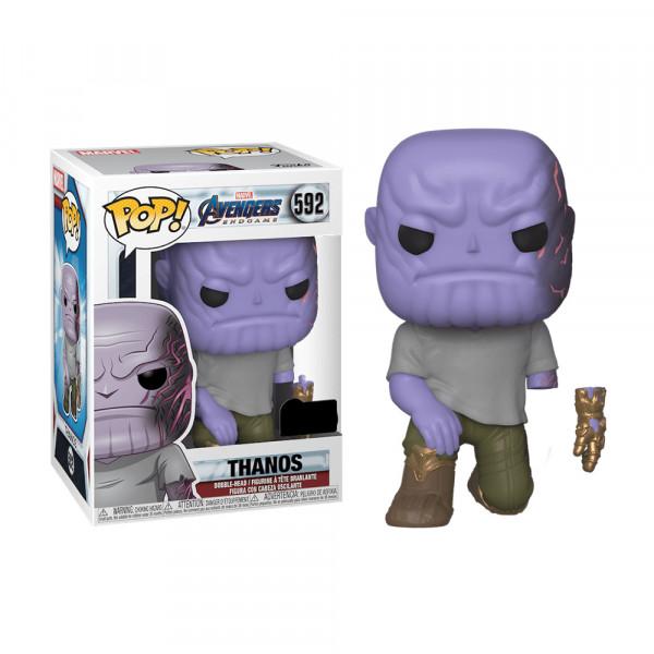 Funko POP! Marvel Avengers Endgame: Thanos (Comic Con Exc.)