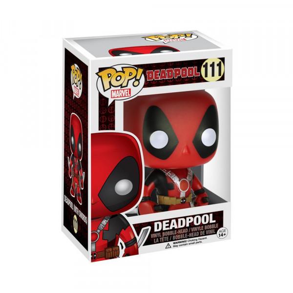 Funko POP! Marvel Deadpool: Deadpool (7486)