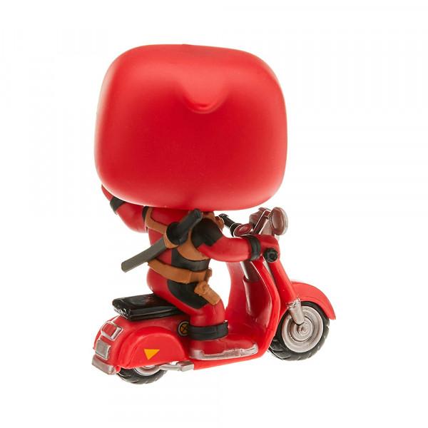 Funko POP! Marvel Deadpool: Deadpool on Scooter