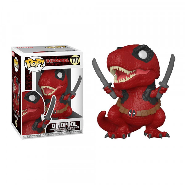 Funko POP! Marvel Deadpool: Dinopool