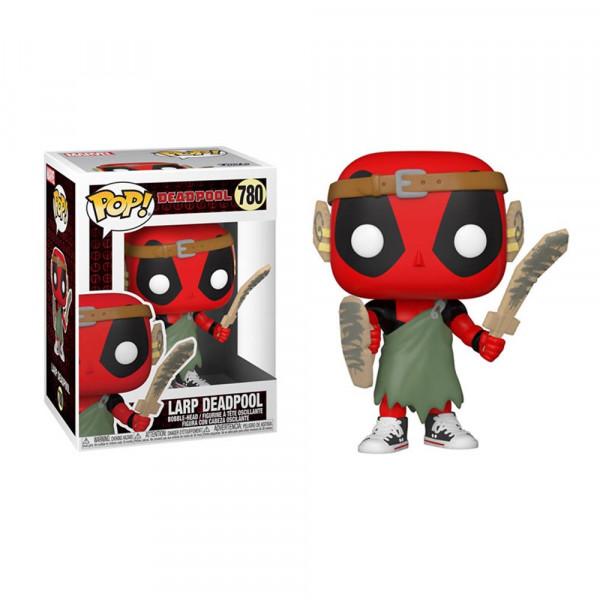 Funko POP! Marvel Deadpool: Larp Deadpool