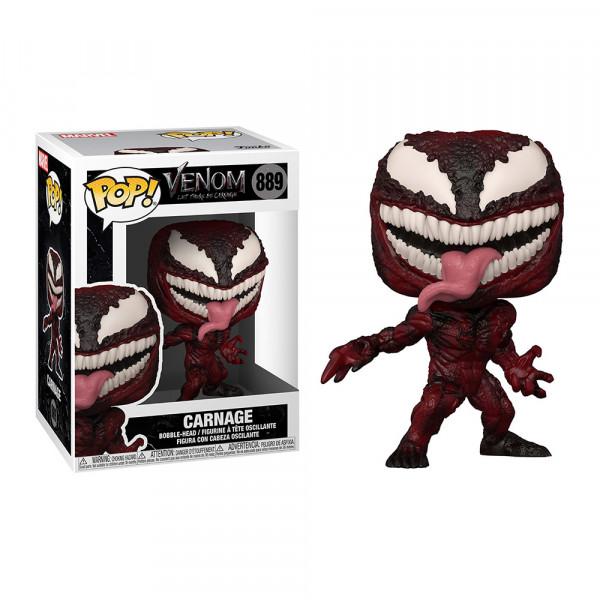 Funko POP! Marvel Venom Let There Be Carnage: Carnage