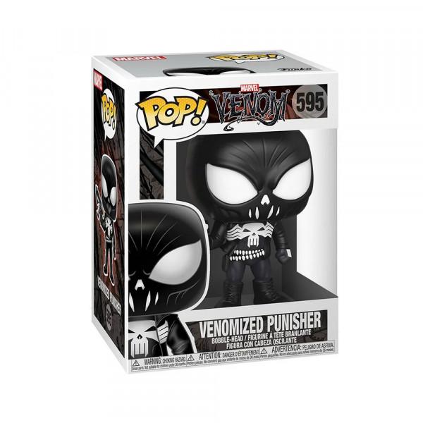 Funko POP! Marvel Venom S3: Venomized Punisher