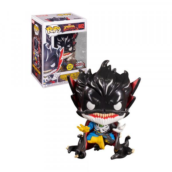 Funko POP! Spider-Man Maximum Venom: Venomized Doctor Strange