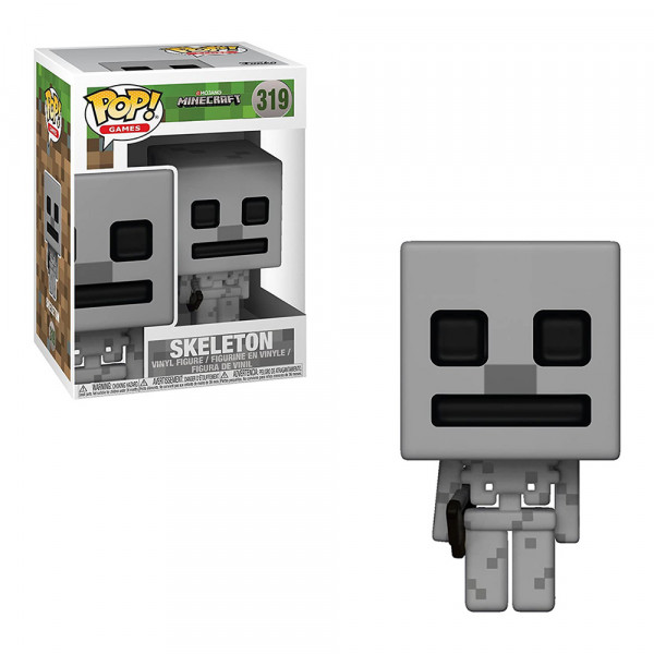 Funko POP! Minecraft: Skeleton