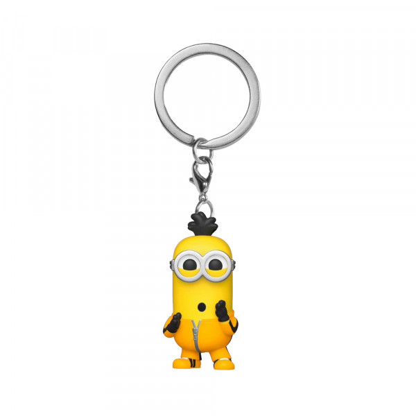 Funko POP! Keychain Minions 2 The Rise of Gru: Kung Fu Kevin