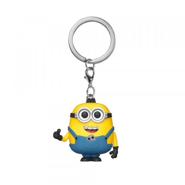 Funko POP! Keychain Minions 2 The Rise of Gru: Pet Rock Otto