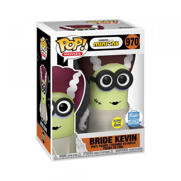 Funko POP! Minions: Bride Kevin (Glow in the Dark)