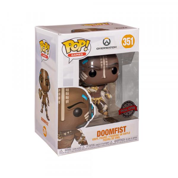 Funko POP! Overwatch: Leopard Doomfist