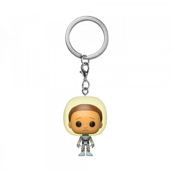 Funko POP! Keychain Rick and Morty: Space Suit Morty