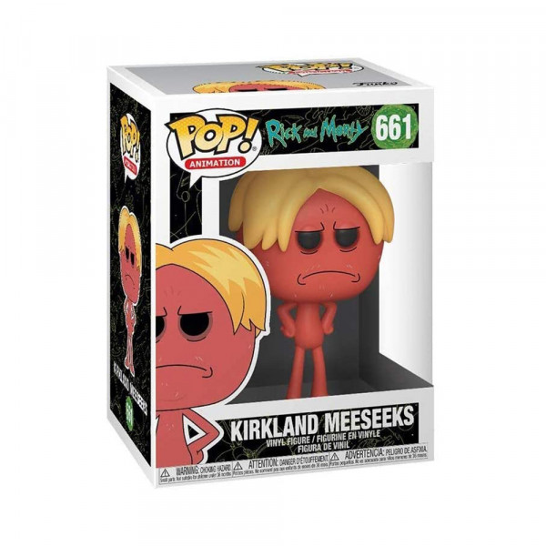 Funko POP! Rick and Morty: Kirkland Meeseeks