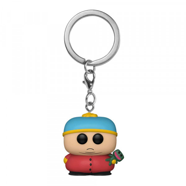 Funko POP! Keychain South Park: Cartman with Clyde